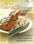 New Gas Grill Gourmet Cover