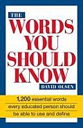 Words You Should Know 1200 Essential Wor