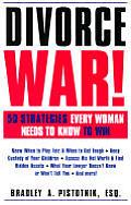 Divorce War 50 Strategies Every Woman Ne
