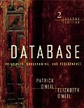 Database Principles Programming & Performance Second Edition
