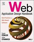 Web Application Design Handbook: Best Practices for Web-Based Software Cover
