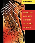 Modeling Business Objects with XML Schema Cover