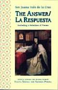 Answer La Respuesta Including a Selection of Poems