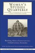 Women's Studies Quarterly (97:3-4): Teaching African Literatures in a Global Literary Economy