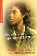 Brown Girl, Brownstones (Contemporary Classics by Women) Cover