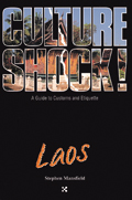 Culture Shock Laos Cover