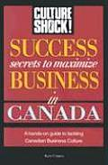 Success Secrets to Maximize Business in Canada