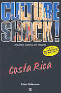 Culture Shock! Costa Rica Cover