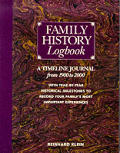Family History Logbook