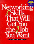 Networking Skills That Will Get You The