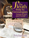 Sleuth Book For Genealogists