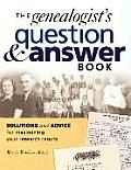 Genealogists Question & Answer Book