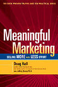 Meaningful Marketing with CD (Audio) Cover