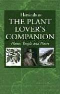 Plant Lovers Companion Plants People & Places