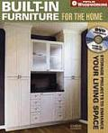 Built In Furniture for the Home Storage Projects to Enhance Your Living Space With DVD