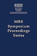 Epitaxial Heterostructures Vol. 198: Symposium Proceedings Ser.