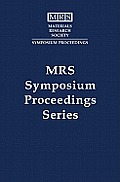 Computational Methods in Materials Science: Volume 278