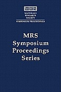 Thin Films: Volume 356: Stresses and Mechanical Properties V