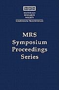 Ferroelectric Thin Films IV: 1994 MRS Fall Meeting, Boston, MA