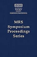 Advanced Laser Processing of Materials - Fundamentals & Applications: Materials Research Society Symposium Proceedings, Vol. 397