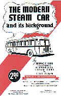 Modern Steam Car and its Background