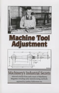 Machine Tool Adjustment