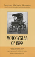 Motocycles of 1899