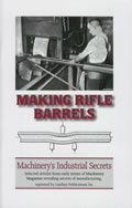 Making Rifle Barrels Cover