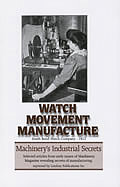 Watch Movement Manufacture
