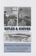 Rifles & Knives: Manufacturing the Ross Rifle & Press-Button Knife