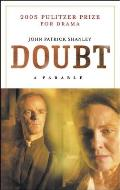 Doubt: A Parable Cover