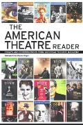 The American Theatre Reader: Essays and Conversations from American Theatre magazine Cover