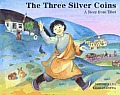 Three Silver Coins Tibet