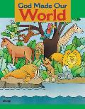 Bible Big Books: God Made Our World