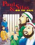 Bible Big Books: Paul & Silas Go to Jail
