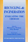 Recycling & Incineration: Evaluating the Choices