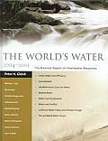 The World's Water 2004-2005: The Biennial Report on Freshwater Resources
