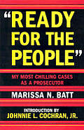 Ready for the People: My Most Chilling Cases as a Prosecutor Cover