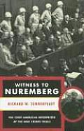 Witness To Nuremburg