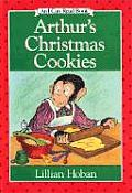 Arthur's Christmas Cookies Book and Tape with Book (I Can Read Books)
