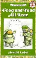 Frog & Toad All Year Book & Tape With Book