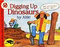Digging Up Dinosaurs Book & Tape With Book