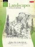 Drawing: Landscapes with William F. Powell: Learn to Paint Step by Step