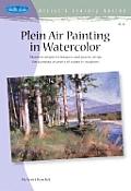 Plein Air Painting In Watercolor