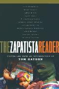 The Zapatista Reader Cover