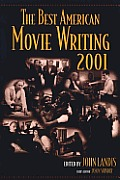 The Best American Movie Writing (Best American Movie Writing) Cover