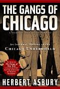 The Gangs of Chicago: An Informal History of the Chicago Underworld (Illinois) Cover
