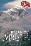 Epics on Everest: Stories of Survival from the World's Highest Peak