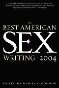 Best American Sex Writing 2004