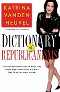 Dictionary Of Republicanisms